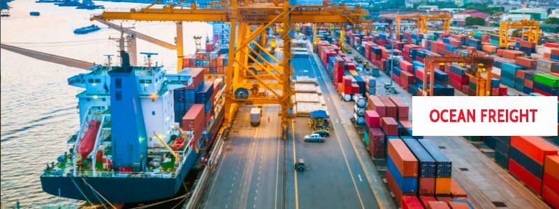 Ocean Freight - PSI Global Logistics